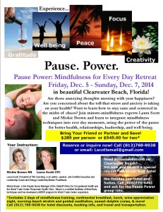 Mindfulness for Every Day for Women, Men , and Couples