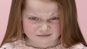 miserable kid